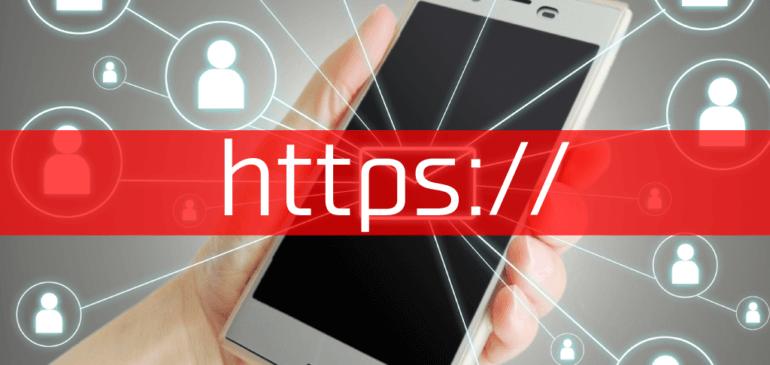 【緊急】貴社のHPは大丈夫ですか?SSLの必要性